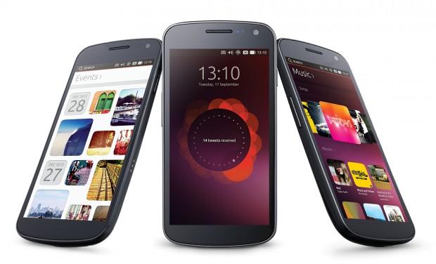 Ubuntu di Handphone ?